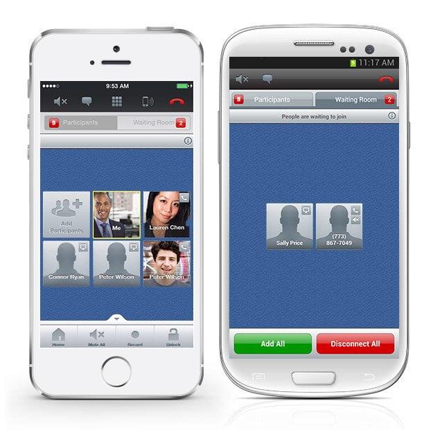 Mobile Smart Meeting App